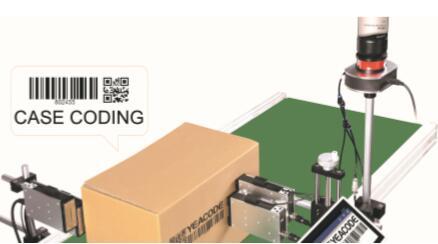 D8高解析喷码机(UC/纸箱通用)