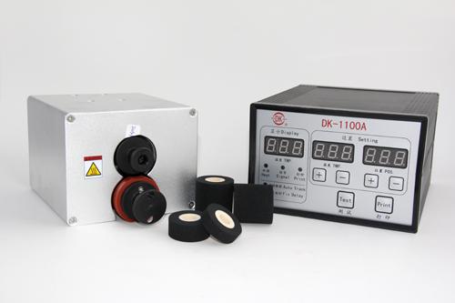 DK-1100A/B墨轮打码机